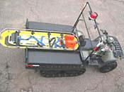 Prentice 6 wheel track unit