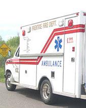 632 Prentice Ambulance