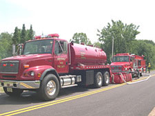Ogema County O Prentice Tanker