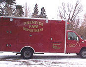 2003 Rescue Van 645