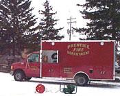 2003 Ford Rescue Van
