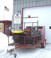 Fire Department 6 wheel