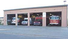 Fire Station 605 Spruce Street