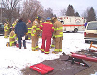 Vehicle Extrication Training Instructor